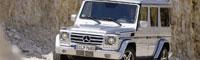 0806 Pl Mercedes G55 Amg