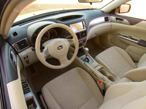 2008 Subaru Impreza And 2009 Mitsubishi Lancer Latest News Features And Reviews Automobile