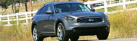 0806_01pl 2009_infiniti_fx50 Front_three_quarters_view