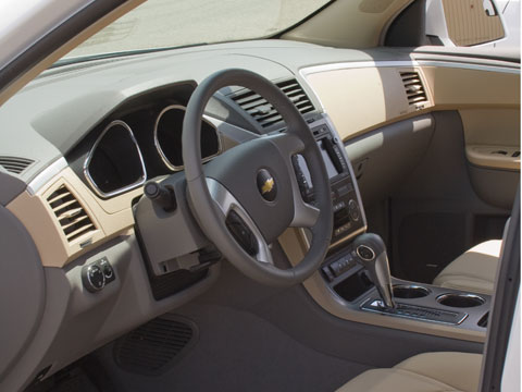 2009 Chevrolet Traverse Latest News Features And Reviews Automobile Magazine