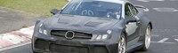 0806_33_pl 2009_mercedes Benz_sL65_aMG_black_series Front_three_quarter_view