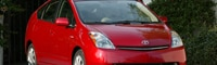 0807 01 Pl 2008 Toyota Prius Touring Edition Front Three Quarter View