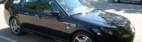 0807 04 Pl 2008 Saab Turbo X SportCombi Front Three Quarter View