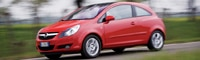 0808 01 Pl 2008 Opel Corsa Sport Front View