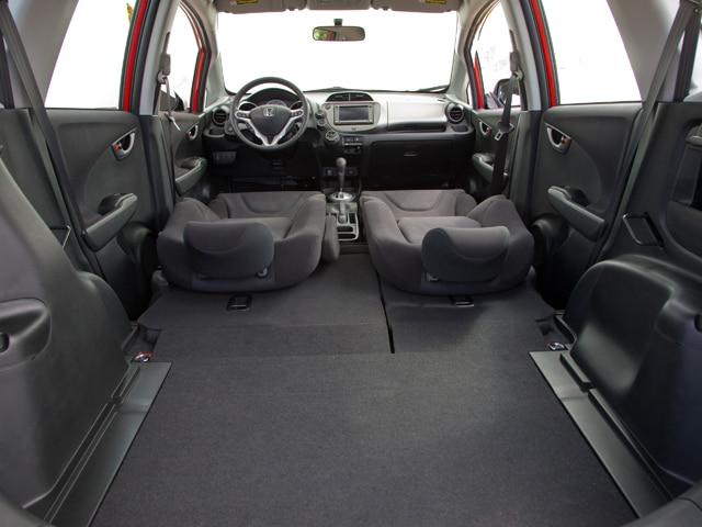 2009 honda fit honda subcompact hatchback review automobile magazine. Black Bedroom Furniture Sets. Home Design Ideas