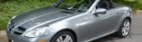 0809_02_pl 2009_mercedes Benz_sLK350 Front_three_quarter_view
