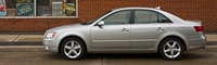 0809_04_pl 2009_hyundai_sonata_sE_v6 Side_view