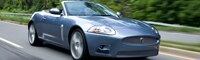 0810 02 Pl 2008 Jaguar XKR Convertible Front Three Quarter View