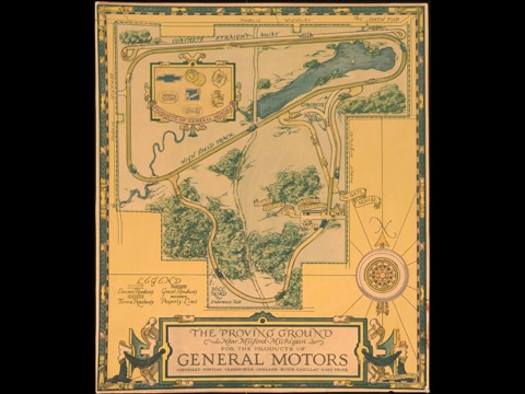 General motors milestones gm history automobile magazine for General motors stock history