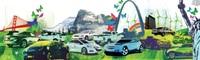 0811 01 Pl Hybrid Cars Illustration