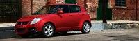 0811 20 Pl 2011 Suzuki Swift Front Three Quarter View