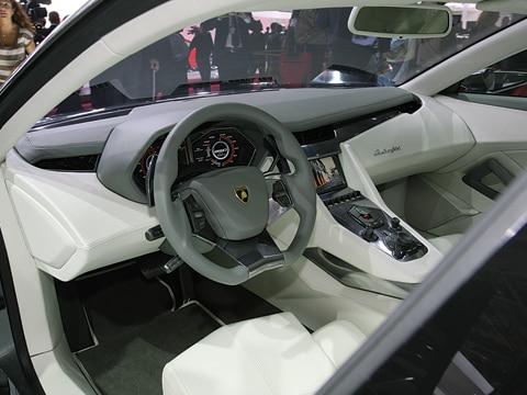2012 Lamborghini Estoque  Lamborghini Super Sedan  Automobile