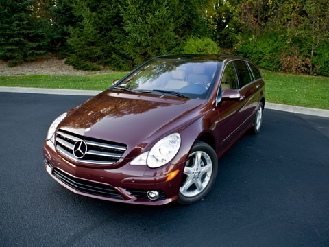 2009 mercedes benz r320 cdi fuel efficient news car for R320 mercedes benz