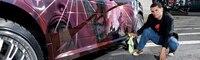 0903 06 Pl 2009 Ford Flex Art Car Lee Quinones