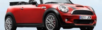 0903 01 Pl 2009 Mini Cooper John Cooper Works Convertible Front Three Quarters View