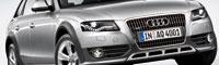 0903 01 Pl 2010 Audi A4 Allroad Quattro Front Three Quarters View