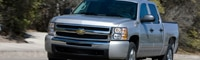 0903 11 Pl 2009 Chevrolet Silverado Hybrid Front Three Quarter View