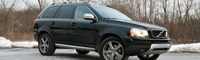 0903 11 Pl 2009 Volvo XC90 AWD Front Three Quarter View