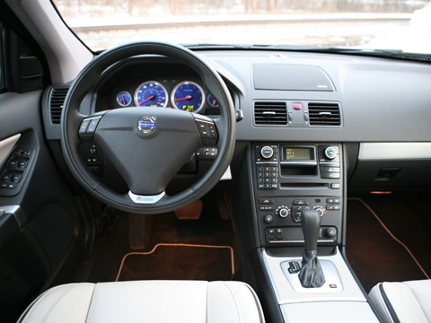 2009 Volvo XC90 AWD - Volvo Crossover SUV Review - Automobile Magazine