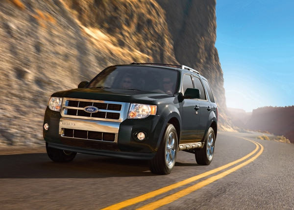 2010 ford escape receives best in class safety rating new safety technologies. Black Bedroom Furniture Sets. Home Design Ideas