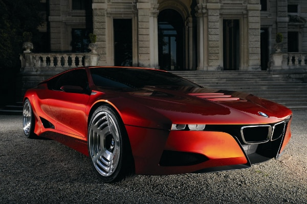Bmw Z10 Ed An Electric Audi R8 Competitor