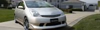 0904 02 Pl Toyota Prius Kenstyle Front Three Quarters View
