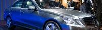 0904 03 Pl 2009 Mercedes Benz E250 BlueTEC Concept Front Three Quarters View