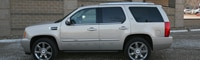 0904 07 Pl 2009 Cadillac Escalade 4WD Hybrid Side View