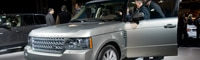 0904 07 Pl 2010 Land Rover Range Rover Front Three Quarters View