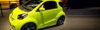 0904 08 Pl 2009 Scion IQ Concept Front Three Quarters View