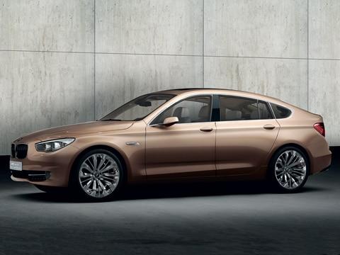 BMW Series And Series Gran Turismo BMW Door Hatchback - Bmw 535xi gt