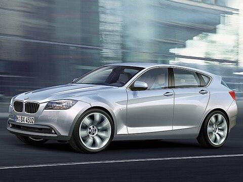 2009 BMW 5-Series and 3-Series Gran Turismo - BMW 4 Door Hatchback ...