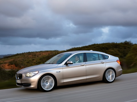 2010 bmw 5 series gran turismo first look review automobile evan mccausland sciox Choice Image