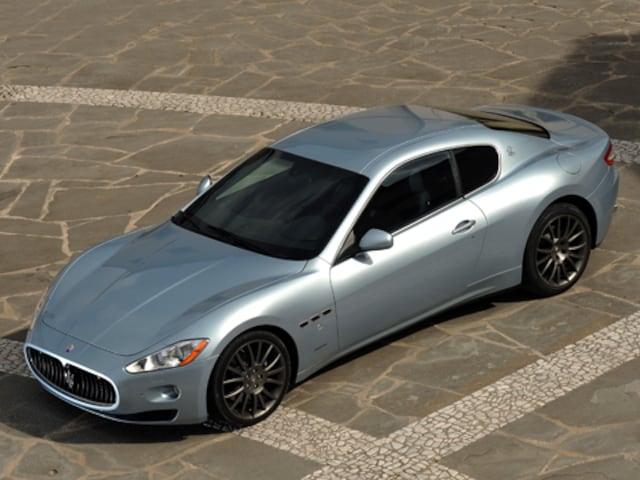 2010 Maserati Gran Turismo S Automatic  Maserati Exotic Sports