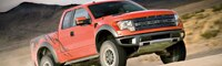 0906 23 Pl 2010 Ford F 150 Raptor Front Three Quarters View