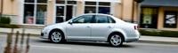 0904 01 Pl 2009 Volkswagen Jetta TDI Side