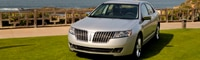 0906 01 Pl 2010 Lincoln MKZ Front Three Quarters View