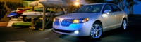 0906_07_pl 2010_lincoln_mKZ Front_three_quarters_view