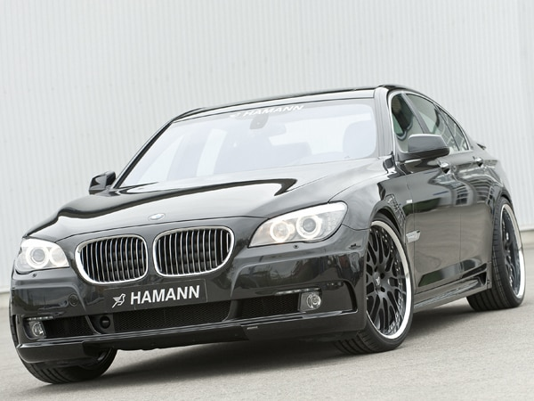2009 bmw 7 series refined by hamann. Black Bedroom Furniture Sets. Home Design Ideas
