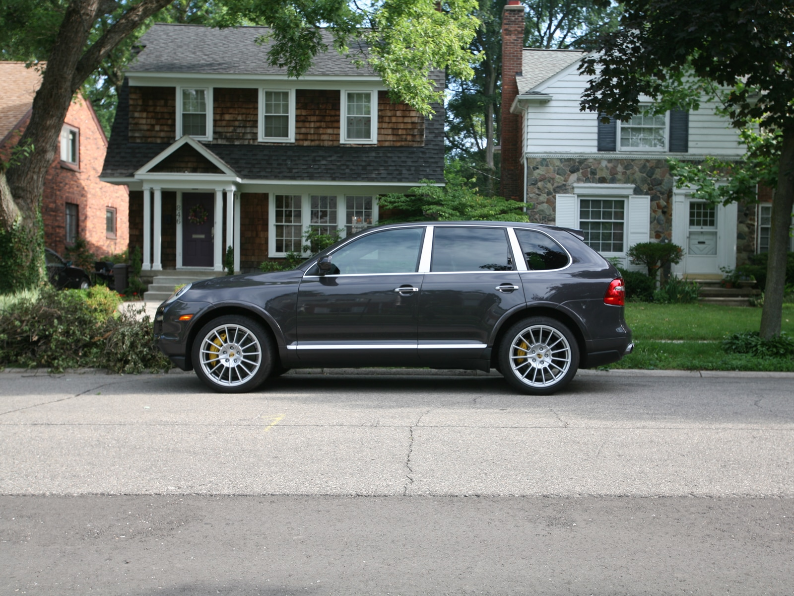porsche cayenne turbo 2009 auto express. Black Bedroom Furniture Sets. Home Design Ideas
