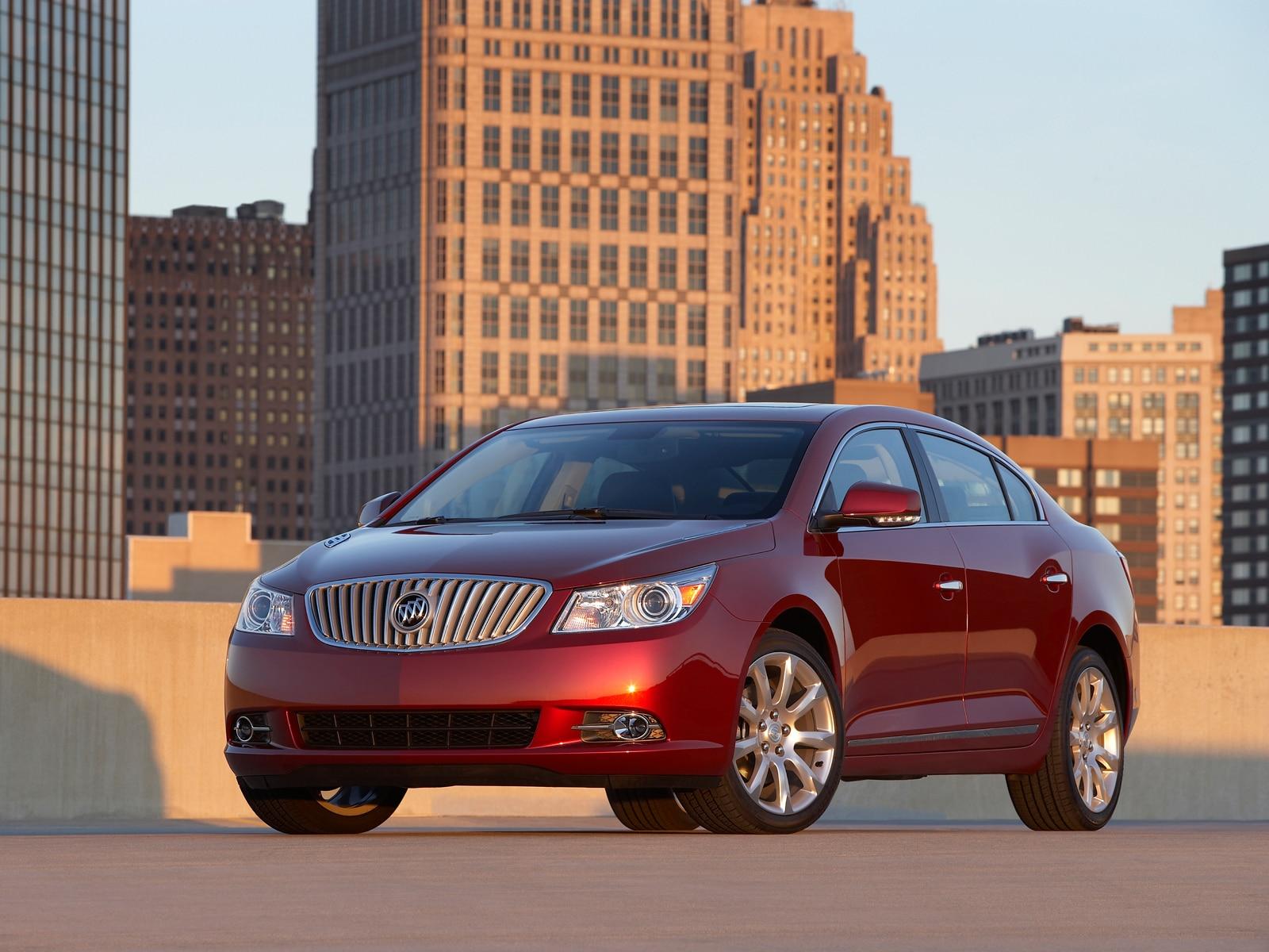 Buick Fullsize Luxury Sedan
