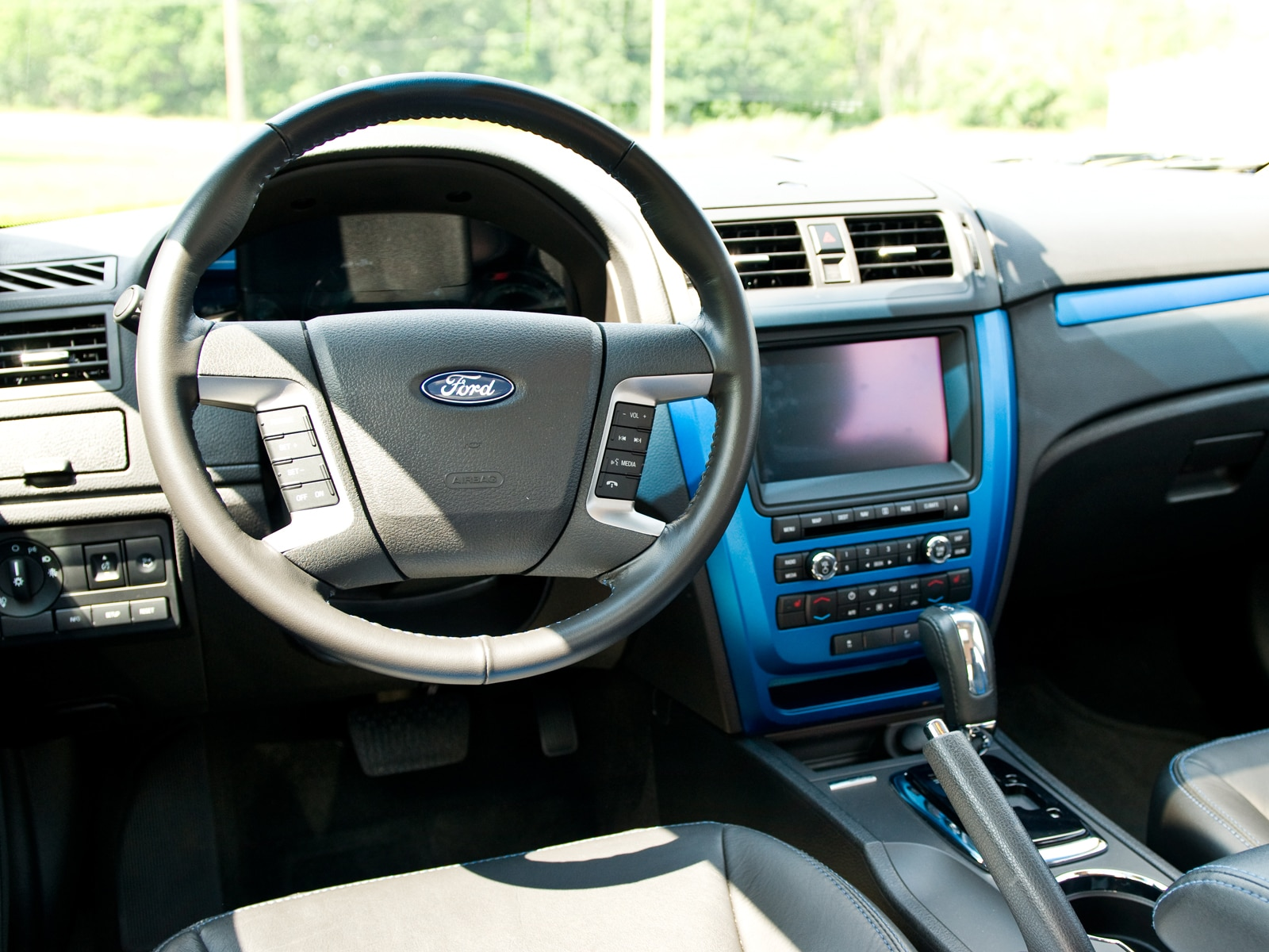 2010 Ford Fusion Sport AWD  Ford Midsize Sport Sedan Review