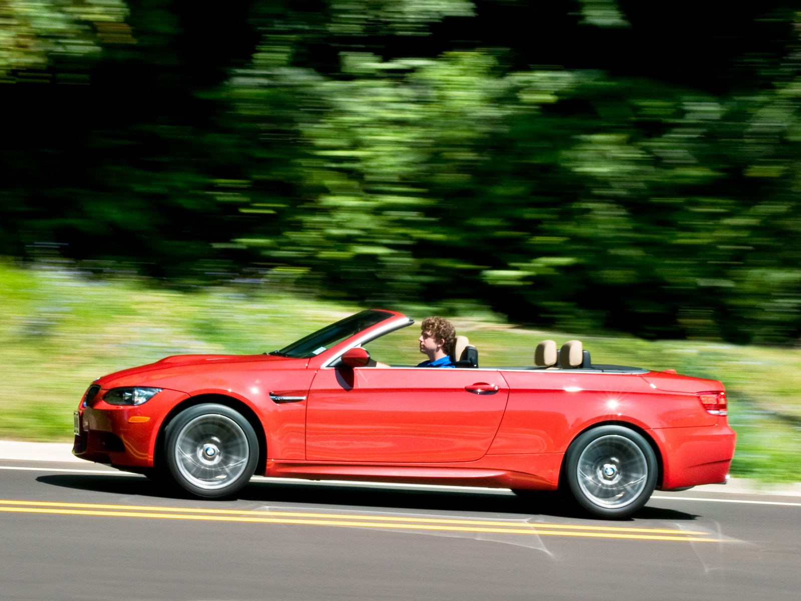 2009 BMW M3 Convertible  BMW Convertible Sport Coupe Review