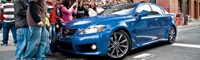 0909_01_pl 2008_lexus_iSF Front_three_quarters_view