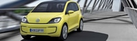 0909 08 Pl 2009 Volkswagen E Up Concept Front View