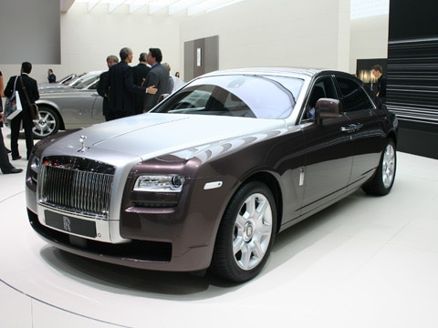 2010 rolls royce ghost 2009 frankfurt auto show coverage new car reviews concept cars. Black Bedroom Furniture Sets. Home Design Ideas