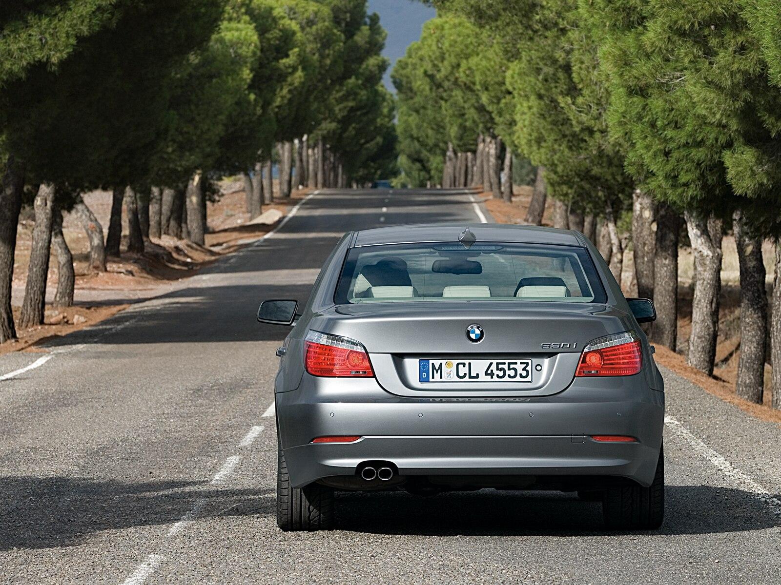 2009 BMW 535i Sedan  BMW Luxury Sedan Review  Automobile Magazine
