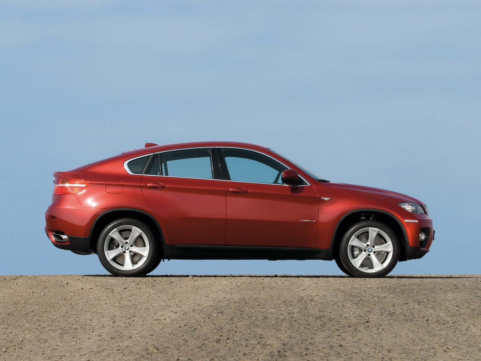 2009 Bmw X6 Xdrive50i Bmw Luxury Crossover Suv Review