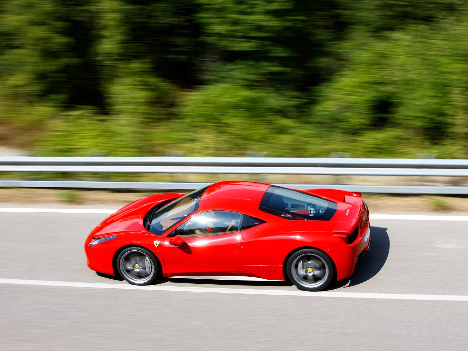 2010 ferrari 458 italia ferrari sport coupe supercar review these vanachro Images