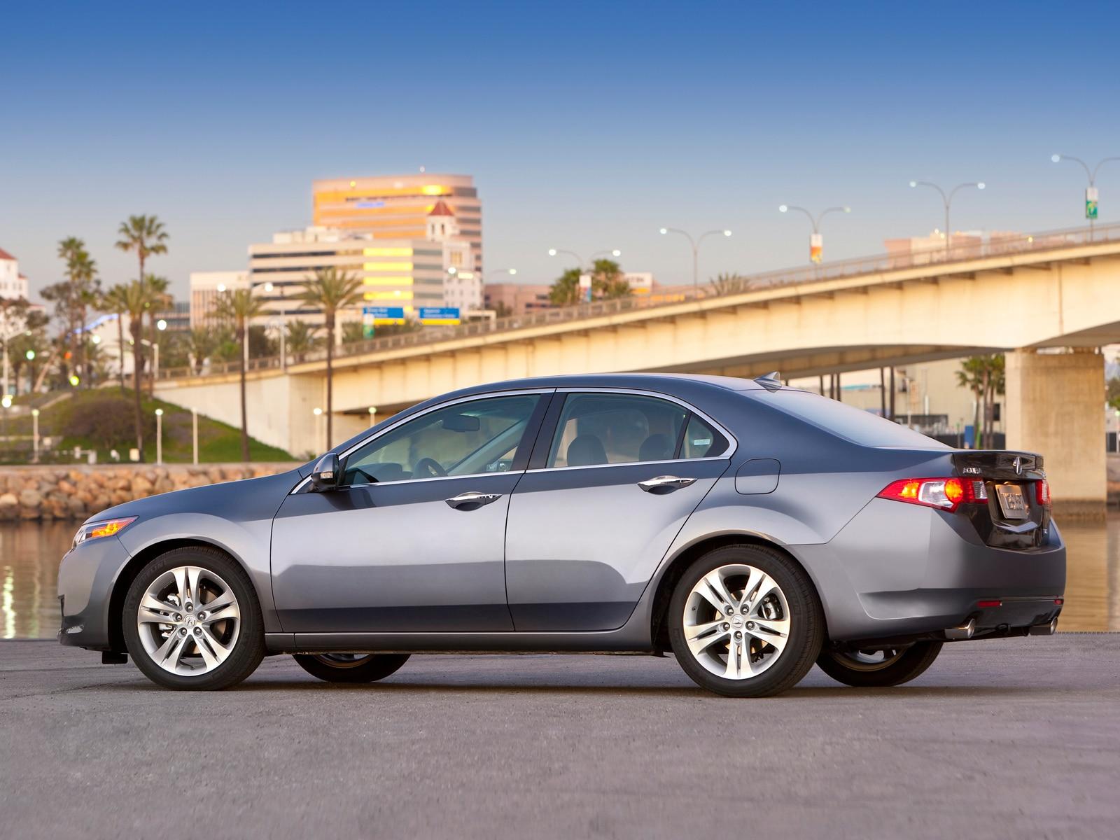 2010 acura tsx v6 acura luxury sport sedan review automobile